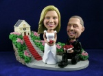 Bobblehead Ready To Wed Gift